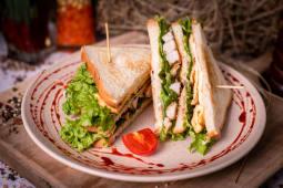 Сендвіч клаб (350г)