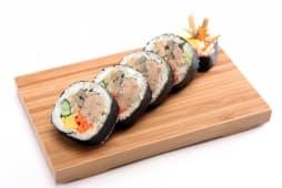 Gimbap with Tuna (10 pcs)