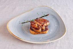 Foie Gras de pato extra de chalosse a la plancha