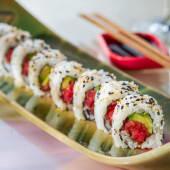 Spicy tuna (8 piezas)