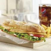 Promo: Menú Pans Pechuga de Pollo