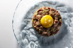 Steak Tartar De Solomillo De Ternera (150 G.)