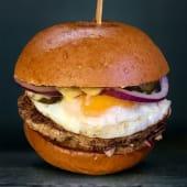 Бургер з яєчнею №1 (300г)