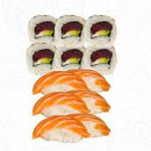 A. Sushi Yoko Old School, 12 Piezas