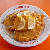 65. Pollo con limón