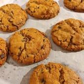 Cookie De Chocolate Y Frutos Secos