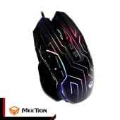 Mouse Gamer Usb Meetion Gm22 Ergonomico Cambia Color 4800dpi