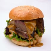 Burger BeefRib (415г)