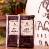 Barra de chocolate (100 g.)
