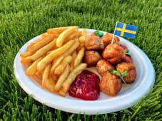 BIG Swedish Meatballs
