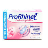 PRORHINEL embouts jetables