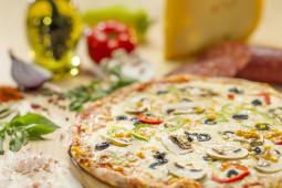 Pizza Vegetariana Ø 23cm