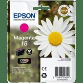 Cartucho De Tinta Epson 18 Magenta