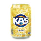 Kas limón en lata (33 cl.)