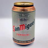 Cerveza San Miguel (330 ml.)