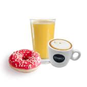 Menu Colazione - Donut