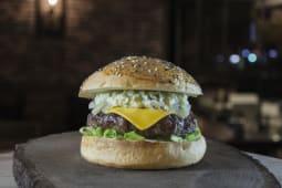 Cowboy Beğendi Burger