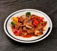 G148 Manzo con salsa piccante