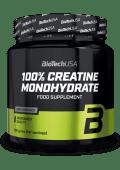 Biotech 100% Creatine Monohydrate 500 g