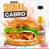 Chicken & Cabro