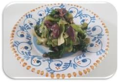 Scarole olive e capperi
