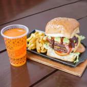 Bacon, Cheese & Avocado Meal