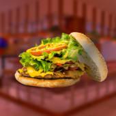 Hot Texas Burger
