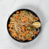 Pad thai verdura