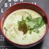 Gaeng keaw wan de tofu