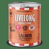Livelong H&S Salmon+Camote - Lata 362G