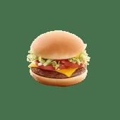 Cheeseburger Deluxe Sandwich