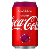 Coke Cherry-330Ml