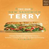 Terry Sandwich