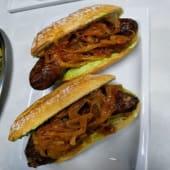 Hot Dog Estilo Mexico