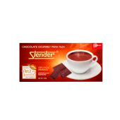 Chocolate taza gourmet 100% (100 g.)