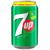 7UP жб (0,33л)