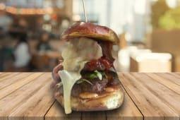 The heart stopper burger