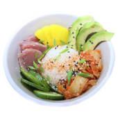 Sushi bowl z tuńczykiem