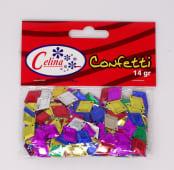Confeti 14Gr Diamantes Ref. 050-0068