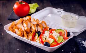 Salata cu crispy