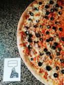 Pizza Tuńczykomania 32cm