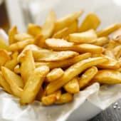 Patatas fritas caseras (grandes)