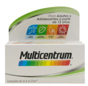 Multicentrum Vitaminas y Minerales