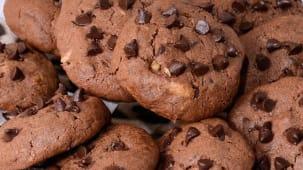 Galleta de brownie