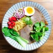 Beef ramen (200 g.)