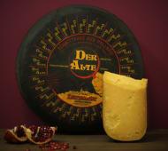 Сир Der Alte Гауда витриманий 48% жир. в сух.реч. (150г)