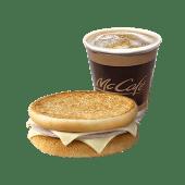 Combo Cafea + McToast