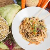 Pileći teriyaki wok