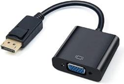 Cable Adaptador Display Port A Vga