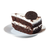 Oreo & Guinness Cake